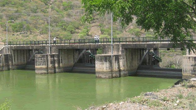 Kidatu dam