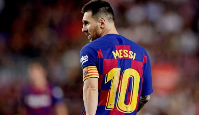 Rivaldo Speaks On Messi Being Booed If He Stays At Barcelona