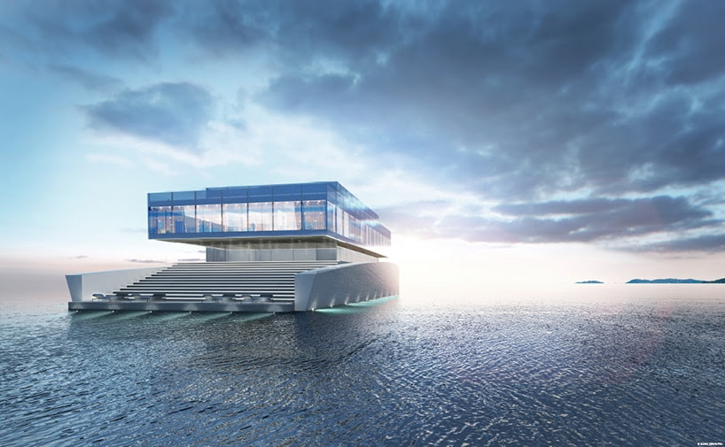 Glass is a Unique Luxury Yacht Concept by Lujac Desautel