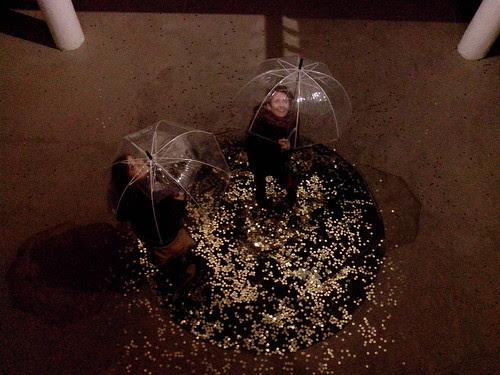 """La pioggia di monete d'oro """"Danaë"""" by Ylbert Durishti"""