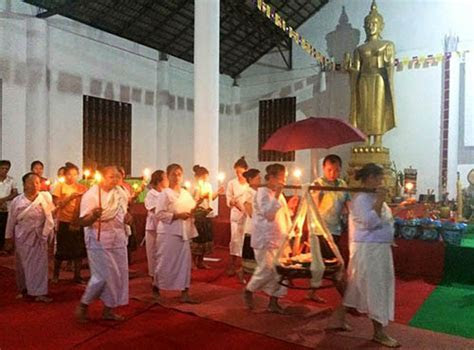 Laos Festivals and Events   Lao New Year, Boat race festival..