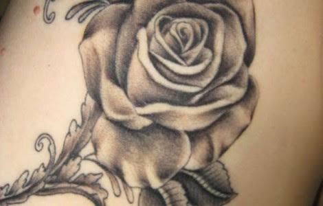 Black Rose Tattoo Designs Tattoos Designs Ideas