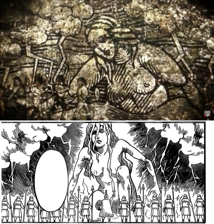Manga Spoilers Attack On Titan S2e01 The Beast Titan Manga Discussion Thread Shingekinokyojin