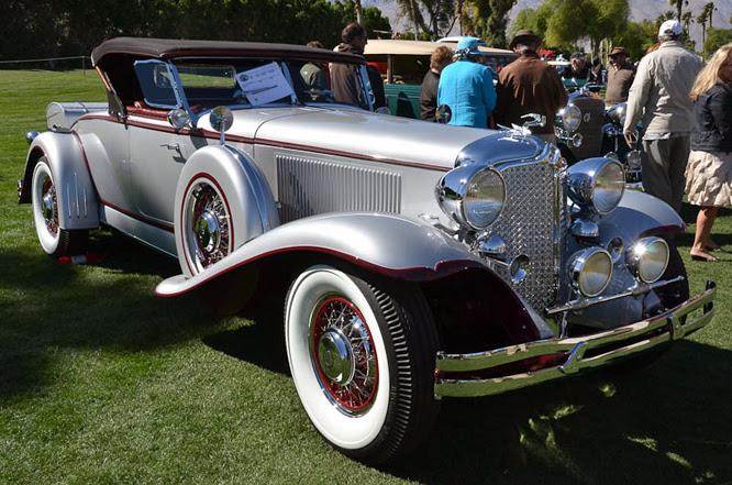 Chrysler Imperial, Desert Classic Concours d'Elegance, Palm, Springs, CA