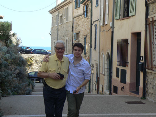 antibes, PAul et Grand-père.jpg