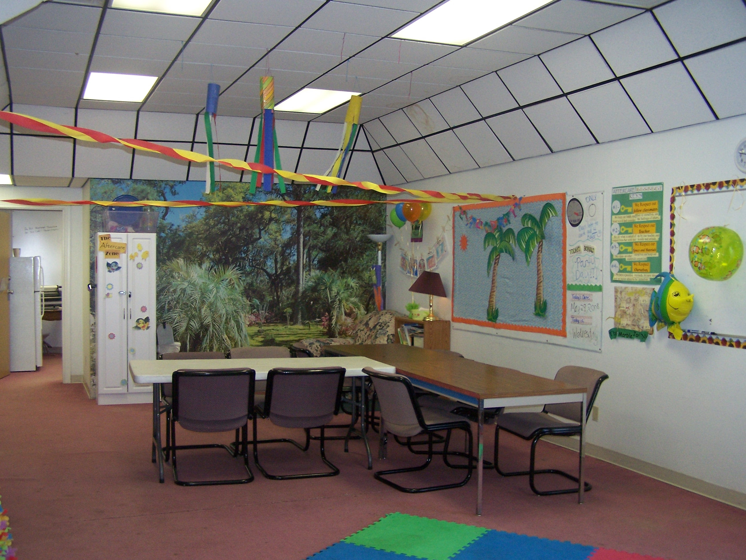 Classroom Arrangement and Design