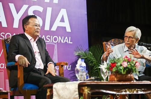 'Melayu dikuasai emosi, hantu perkauman di mana-mana'