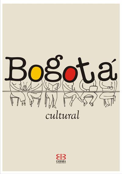 Cartel ganador de la bienal de carteles de la Cámara de comercio, Bogotá, 2007