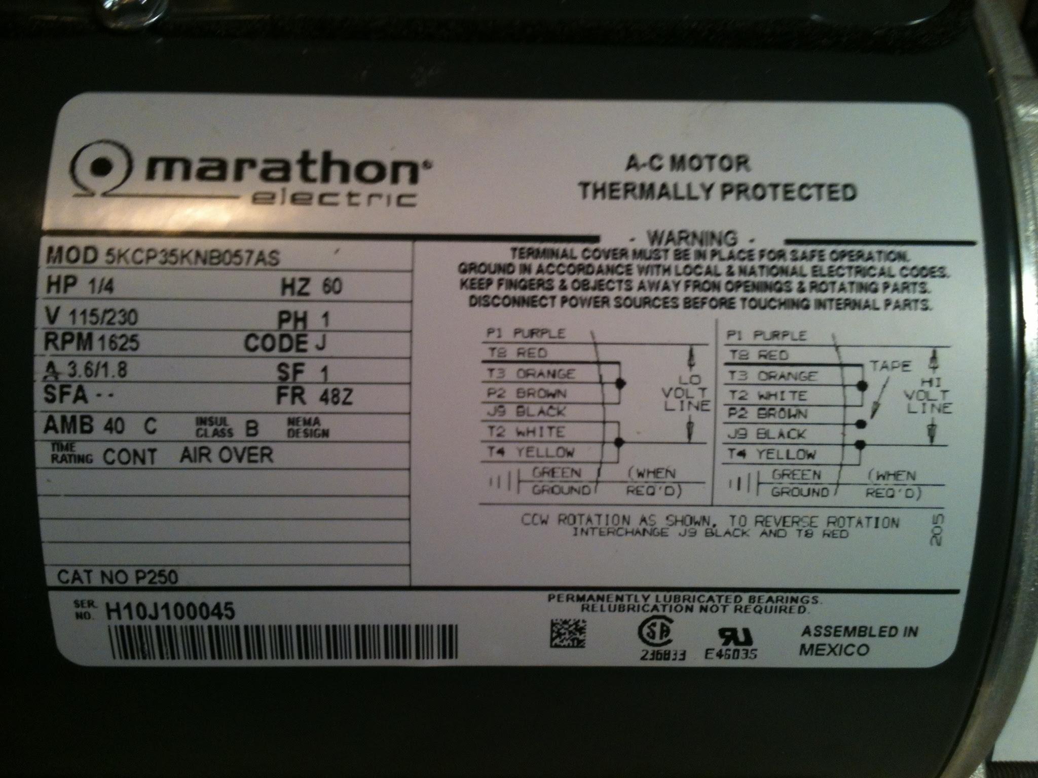 E4996d 230 460 Motor Wiring Diagram Wiring Diagram Library