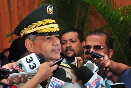 Disminuyen en RD atracos y otros delitos,dice el Ministro de Defensa