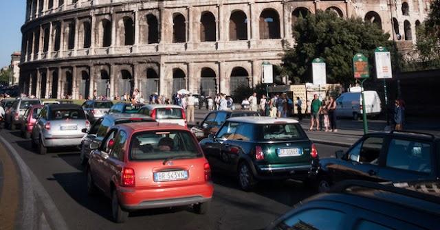 Roma Trasporti News - Roma: Il traffico in città