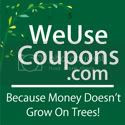 Link to WeUseCoupons.com