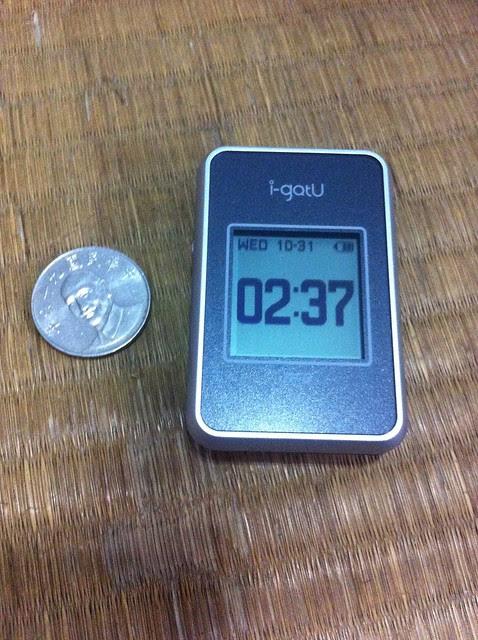 igotU單車暨旅遊專用電腦GT-820Pro - 4