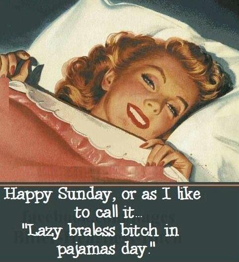 Happy Sunday Funny