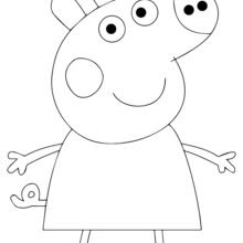 Coloriages Peppa Pig Frhellokidscom