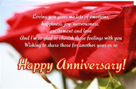 Wedding Anniversary SMS for Husband/wife