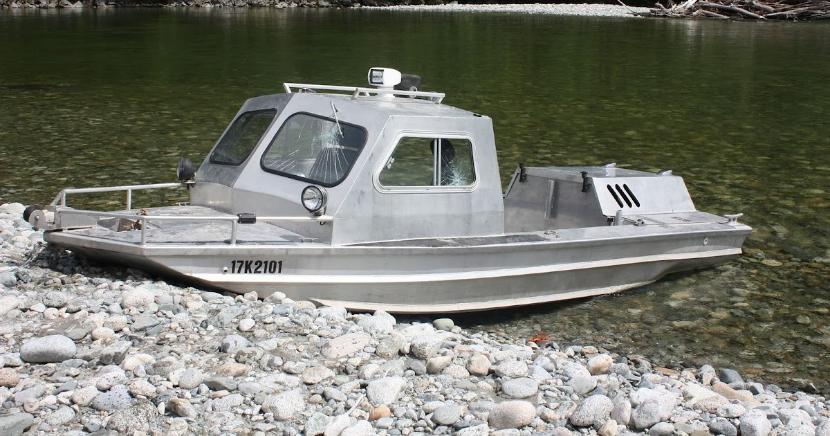 Aluminum Jet Boats >> Next Plans to build a flat bottom boat ~ Plans for boat