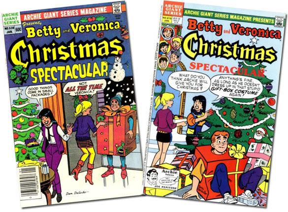 Archie Giant Series Magazine #536 & 618