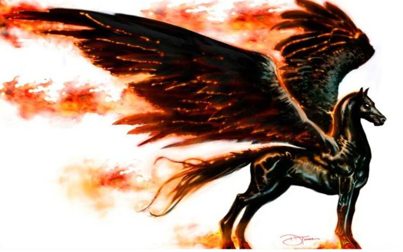Pégase God of War 2