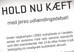 Alla danskar är inte främlingsfientliga