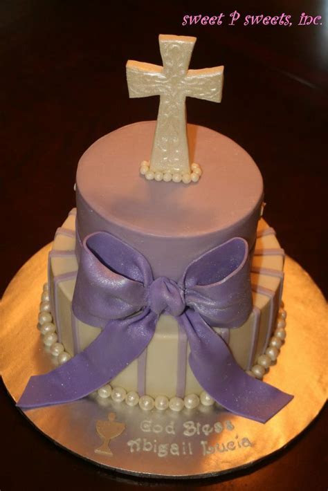 17 Best images about Communion Cake Ideas on Pinterest