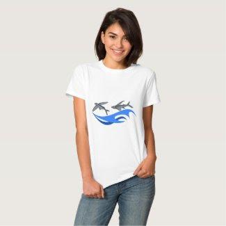 Flying Fish (Exocet) T Shirt