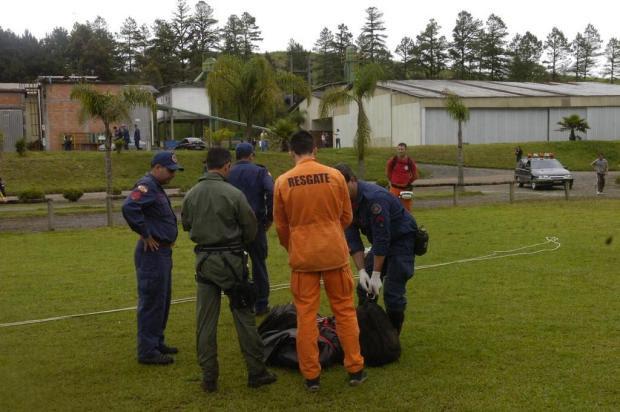 Piloto de helicóptero encontrado em São Bento tinha 1300 horas de voo  Lucio Sassi/Agencia RBS