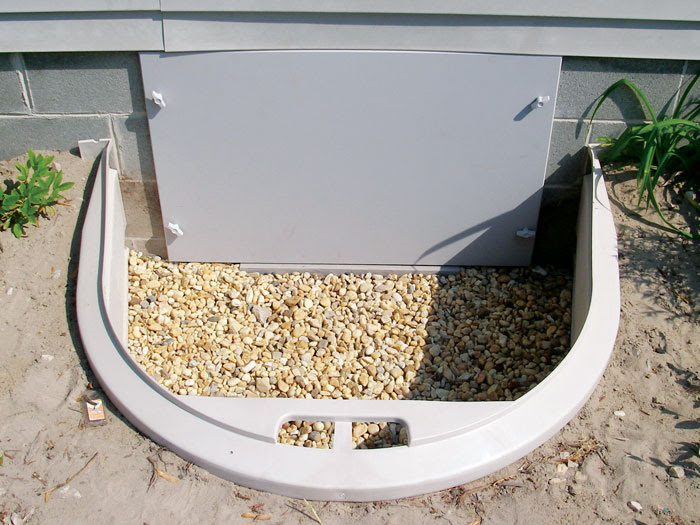 The Everlast Crawl Space Access Well System