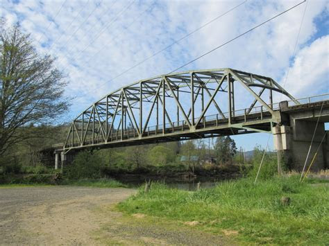 bridgehuntercom chehalis river bridge
