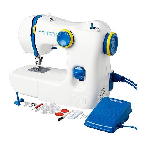 Enemy Dolls: La máquina de coser de Ikea, SY