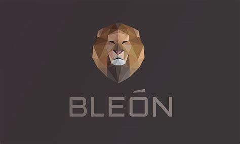 polygon logo design examples   trend