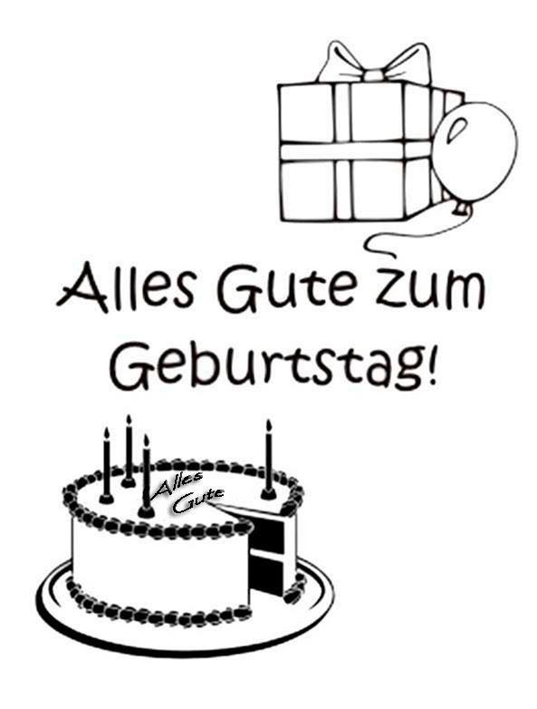 Geburtstag 7   Ausmalen