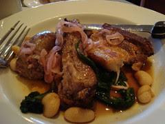 Pork 3 Ways @ Range