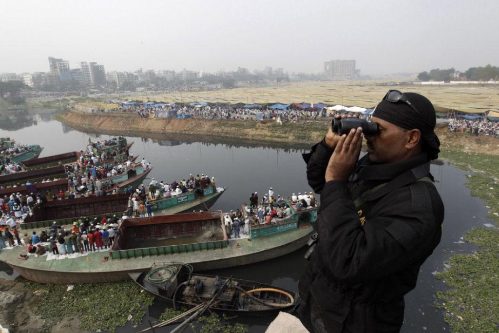 Todos a bordo para Bangladesh - Biswa Ijtema 2014 11