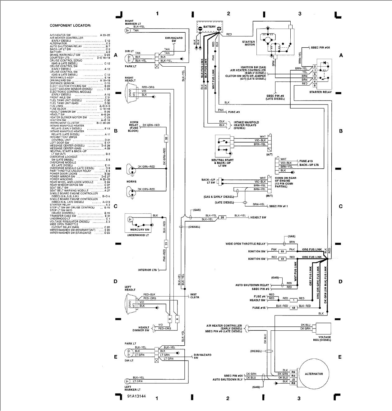 1989 Dodge W250 Wiring Diagram Full Hd Version Wiring Diagram Troydiagram Radd Fr