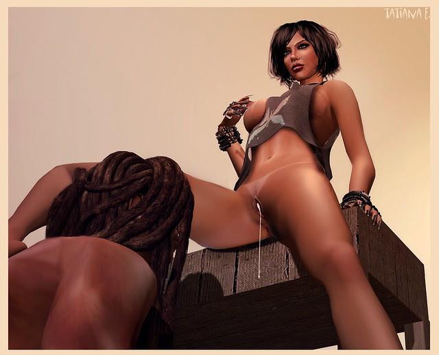 Just horny !!!