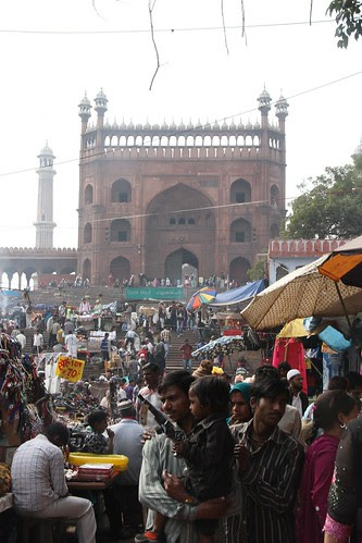 Revisiting Jama Masjid Delhi... 4 Feb 2014 by firoze shakir photographerno1