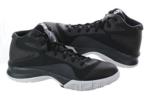 2942b6eacdc Shoes with Toes Men: Nike Jordan Court Vision 00 684835-004 Men's  Basketball Shoes 7 D(M) US Black / White / Classic Charcoal