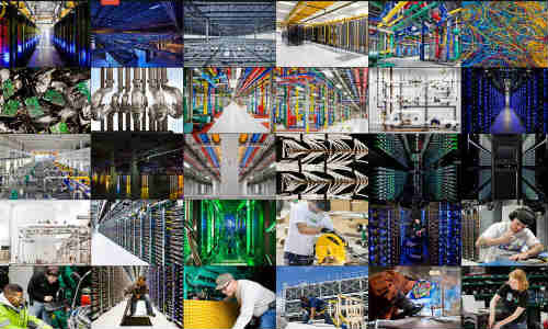 Google Will Launch Asia Data Centers Early This Year
