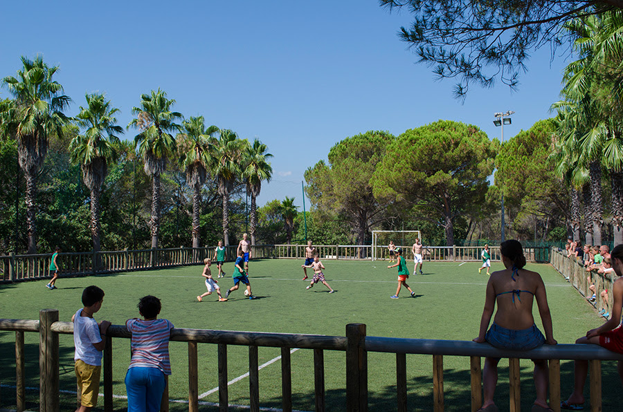 Camping Frejus Resort Baume Palmeraie Var En Provence