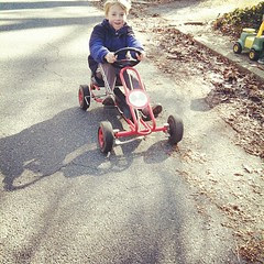 He may not be allowed to have his license until he's 21...