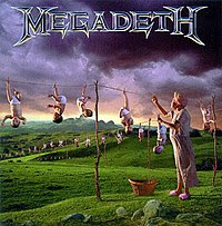 Youthanasia cover