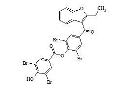 Benzbromarone Impurity 2