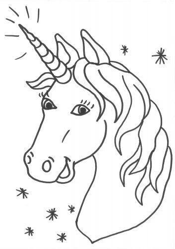 einhorn ausmalbilder pferde für erwachsene kostenlos zum
