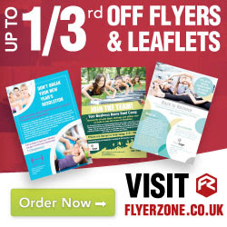 Up to 1/3 off flyers