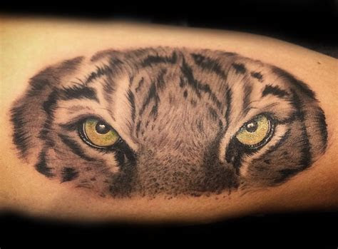 tiger tattoo meaning  symbolism ink vivo