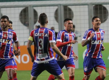 Jean fecha o gol, Juninho faz dois e Bahia vence o Atlético-MG no Independência