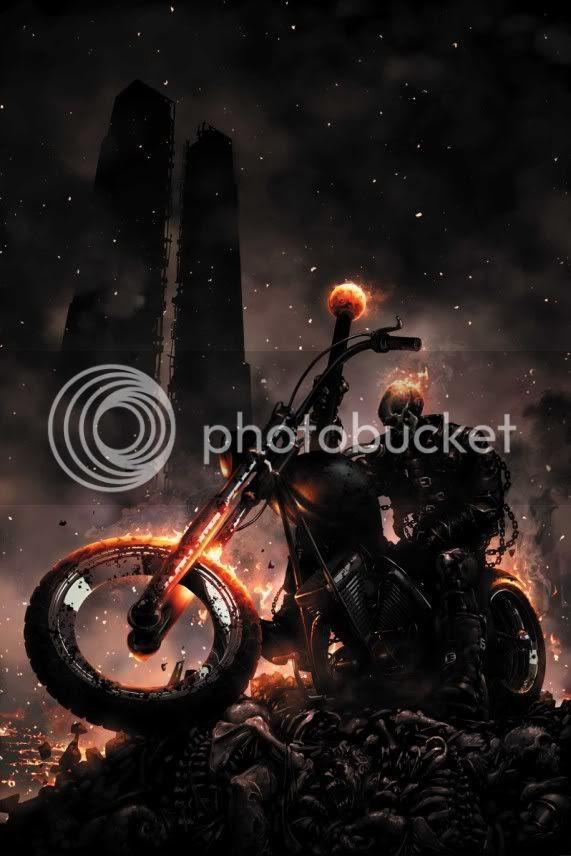 Motoqueiro Fantasma: conclusão