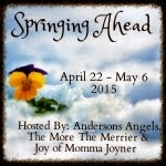 Sign up for the Springing Ahead Blogger Opp. Event starts 4/22.