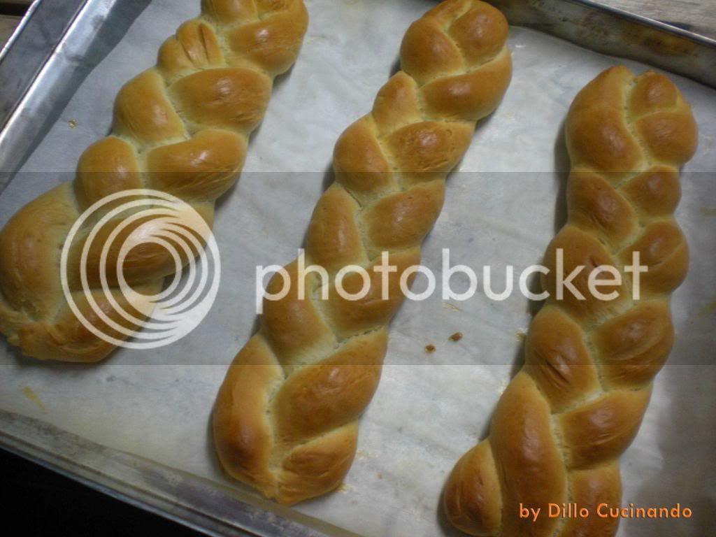Pane ricotta e limone